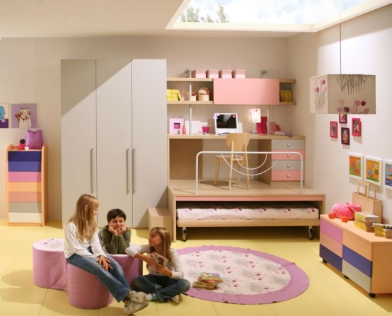 Kids bedroom furniture designs ideas an interior design for Children bedroom design