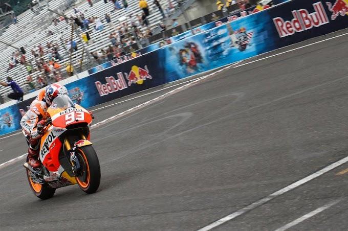 Klasemen Sementara MotoGP per Indianapolis 2015
