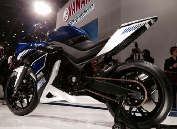 Detail Hot Yamaha R25 2014