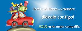 En VERANO siempre con JESÚS