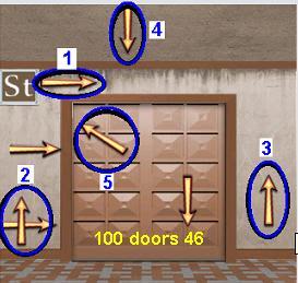 100 doors 46