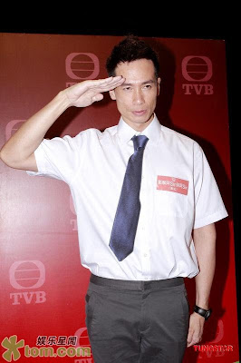 Yes Sir Sorry Sir Moses Chan