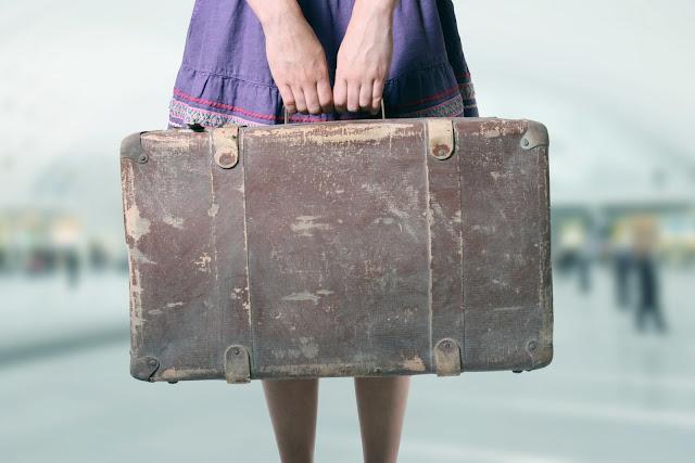 Old Travel Case