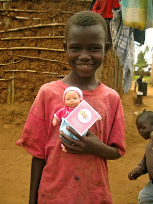 Gifts From America For Families in Shimo La Tewa