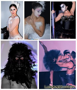 Black Swan na Secrett Lounge