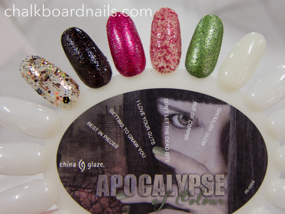 Cosmoprof North America 2014: What\'s New in Nail Polish | Chalkboard ...