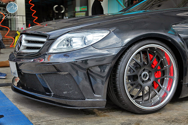 mercedes modulare wheels