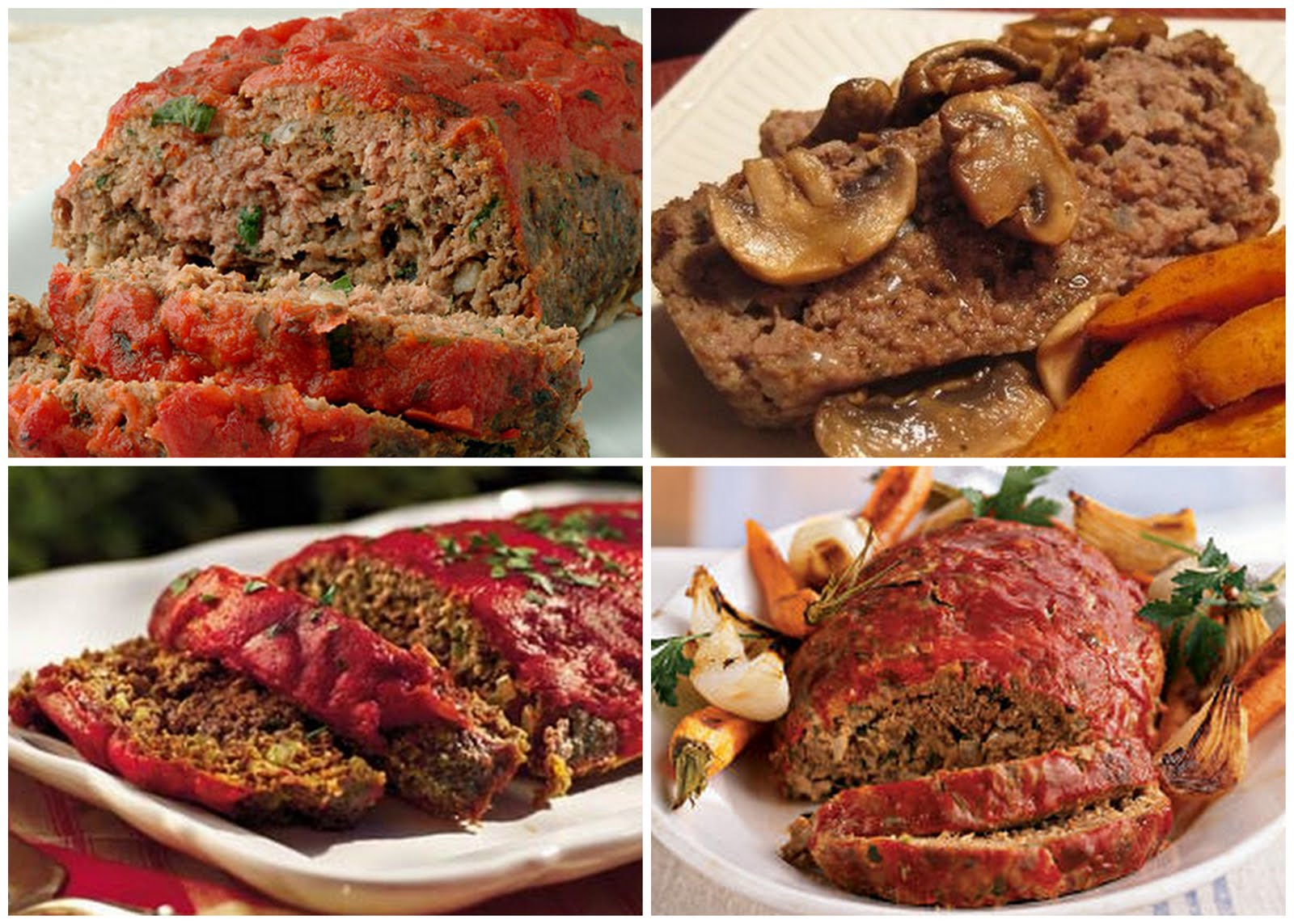 Global Around Town: The Best Meatloaf In The World