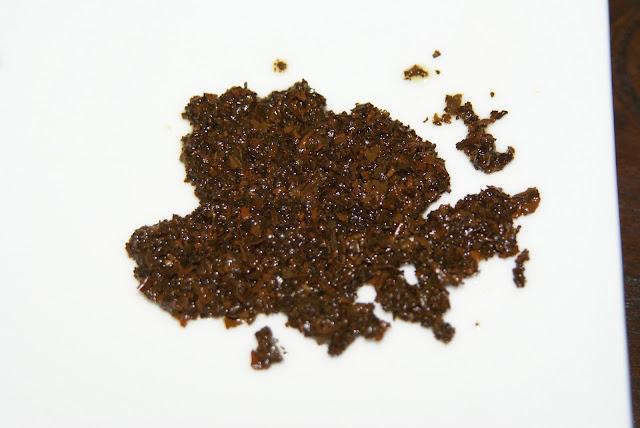 produits chimiques dans le thé en sachet