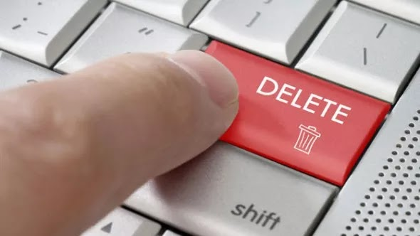 How To Permanently Deleting Data By Saftain Azmat
