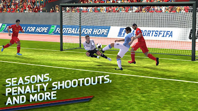 FIFA 14 Full Unlocked Apk+datafiles Android