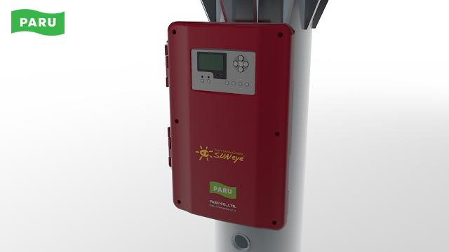 [PARU Solar Tracker] PARU's Dual Axis Tracker_5