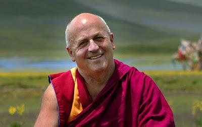 Метью Рікард - 69-річний тибетський буддистський монах родом із Франції