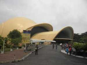 Teater Keong Emas-TMII