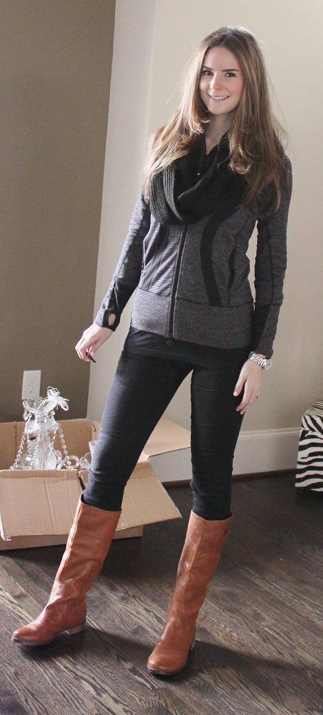 Casual Cool Veronika S Blushing