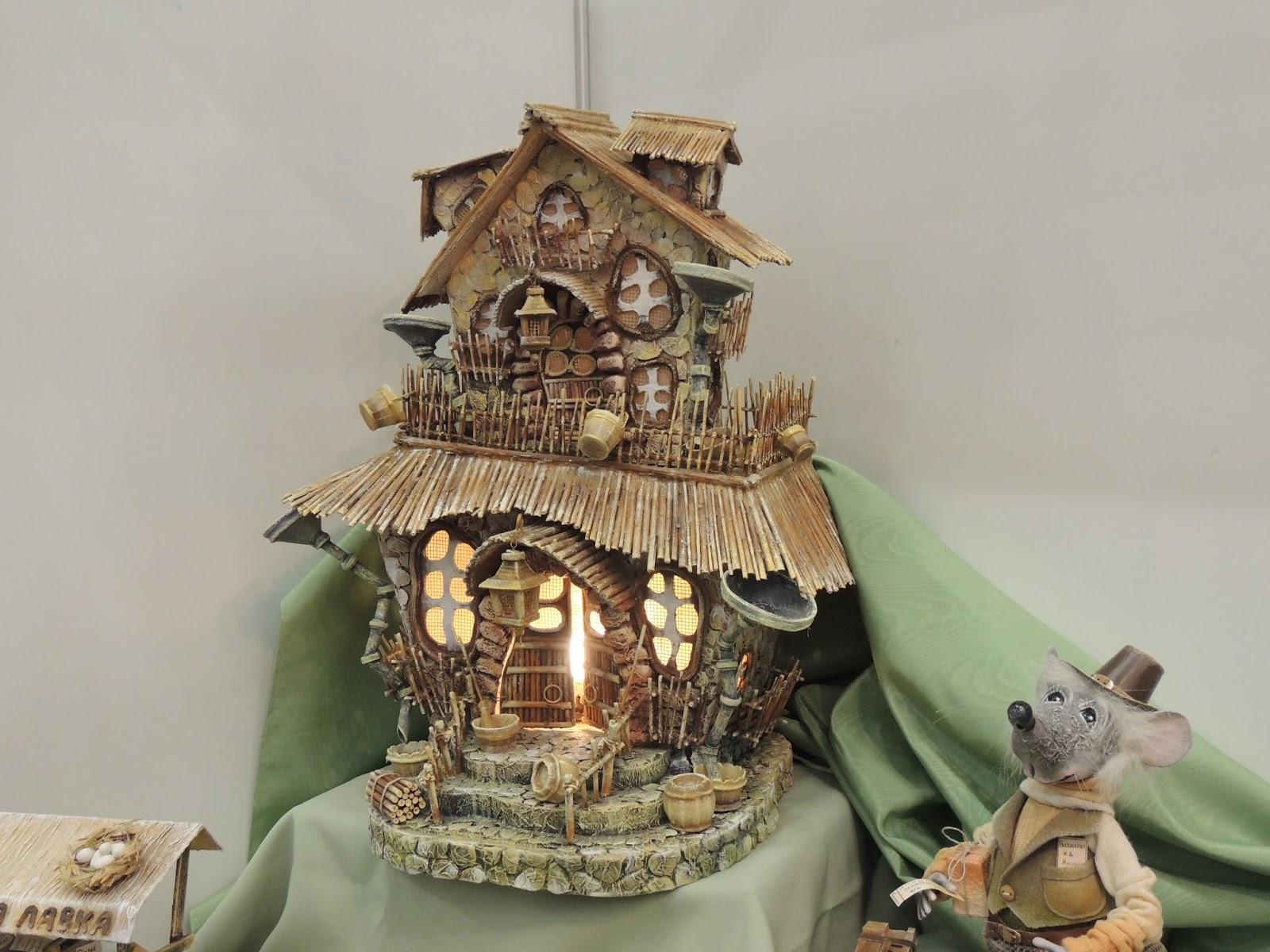 дом,домик,мышка
