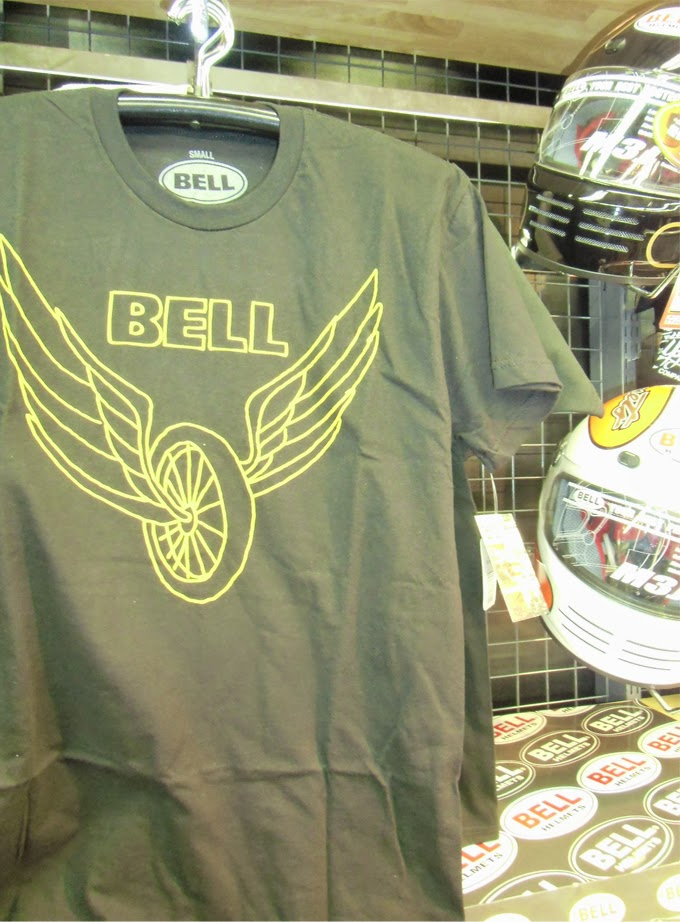 BELL Tシャツ 在庫少量