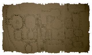 Nueva partida a La Marca del Este: Explorando las ruinas enanas