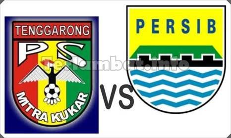 Mitra Kukar VS Persib Bandung ISL 2013