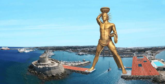 В Греции заново создадут Седьмое чудо света