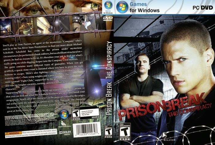 تحميل لعبة Prison Break برابط واحد مباشر