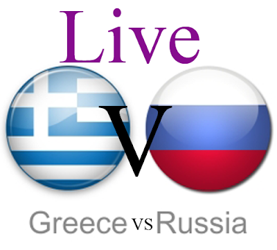 Watch Live Euro 2012 Greece vs Russia Streaming Online