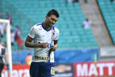 Bahia bate o Luverdense e retorna ao G-4 da Série B
