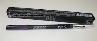 KIKO - Intense Colour Long Lasting Eyeliner n.13 Viola perlato - packaging
