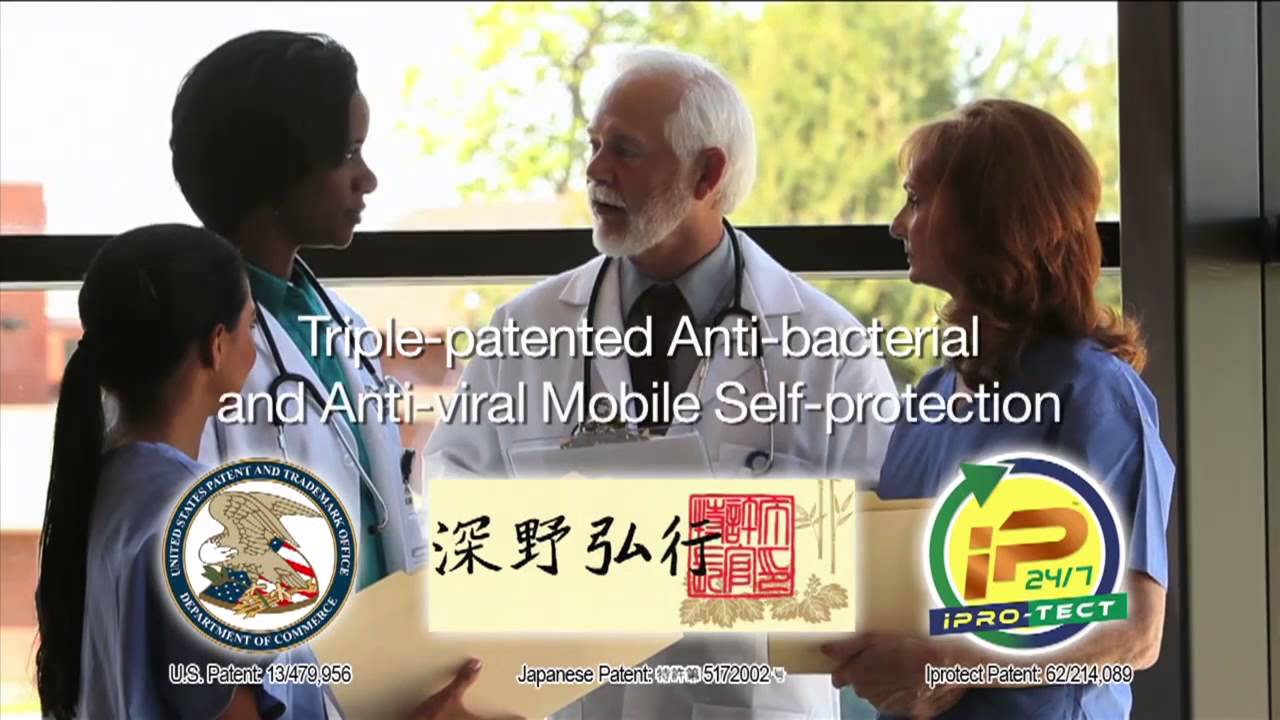 Triple Patented AIM WORLD Products