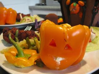 Halloween treats, Halloween meals