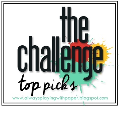 Top Pick - The Challenge #72