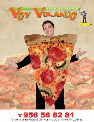 Pizzas desde 2´90