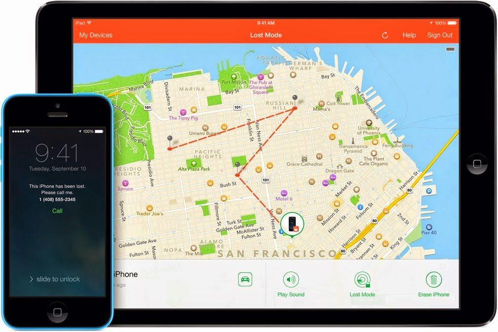 how to turn off lost mode on find my iphone