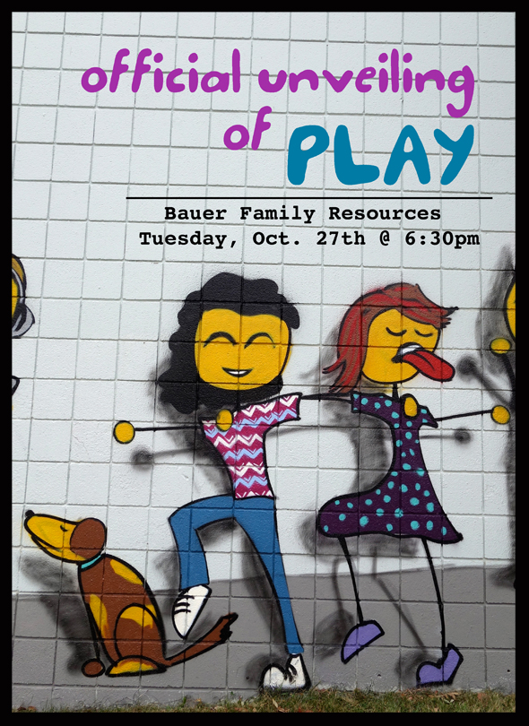 bauer family resources mural