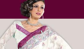 Resham Embroidery Salwar Kameez