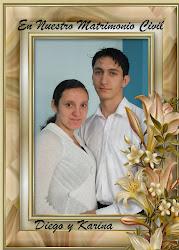 Karina y Diego