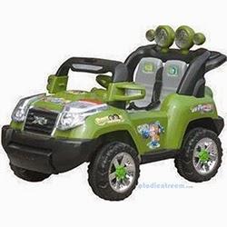 Ô tô điện cho trẻ em QC008Q