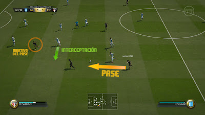 Mejores defensas FIFA 16 Ultimate Team, interceptación anticipación FIFA 16, mejorar en defensa en FIFA 16