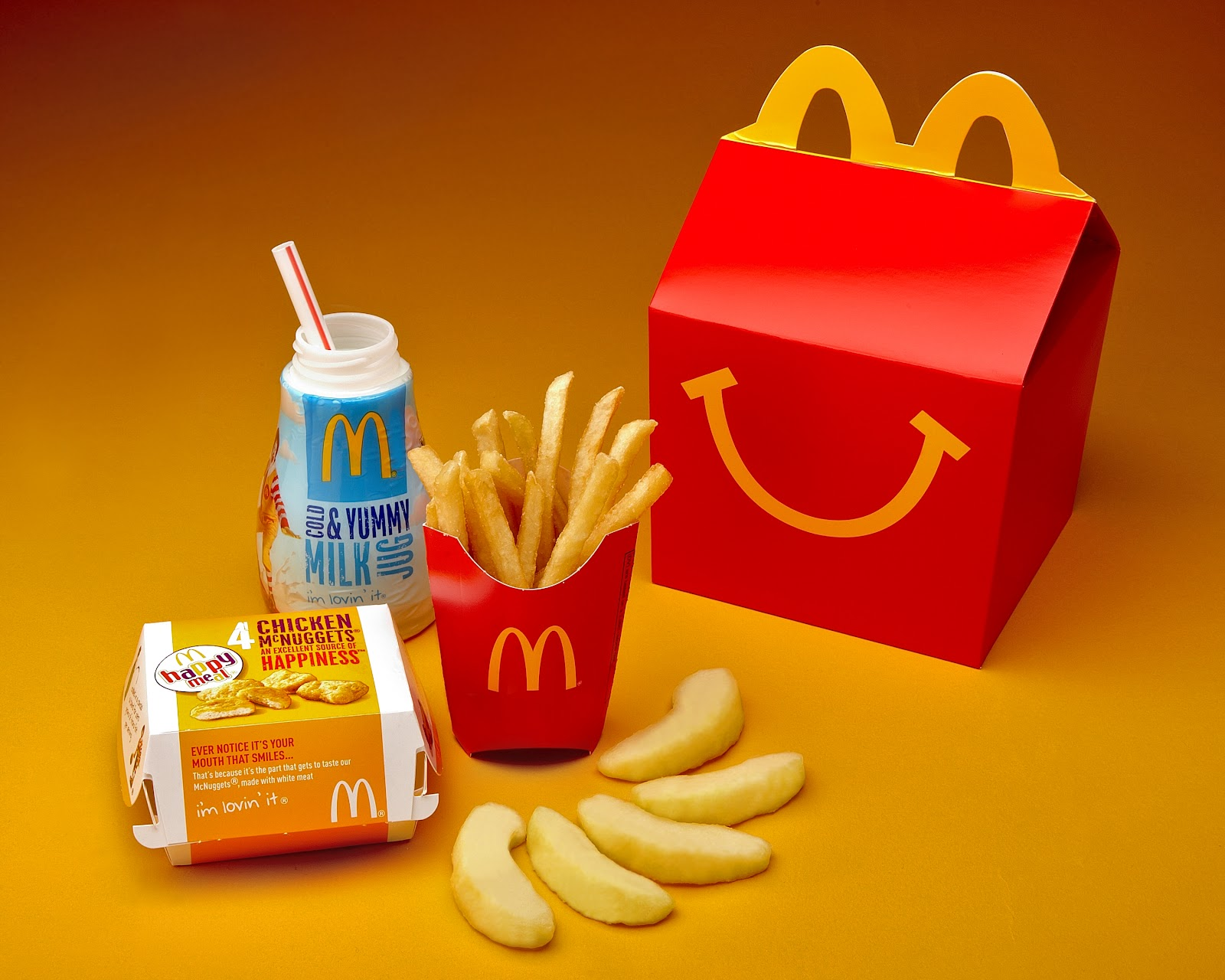 balanced meal they can feel good about mcdonald s happy meal