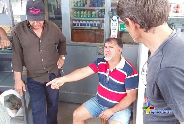 MAIS DETALHE: 'Empresário sofre sequestro relâmpago em Tuparetama'