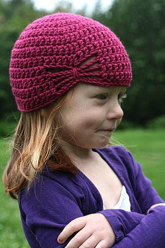 Free Crochet Butterfly Patterns For Hats : Lady Annes Cottage: Olivias Butterfly Crochet Hat Pattern...