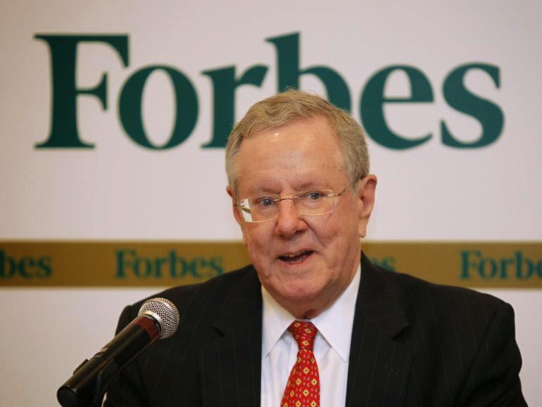 Μια επιστολή του Forbes που θα μπορούσε να είχε γραφτεί από τον Σαμαρά αν διέθετε την πολιτική ικανότητα