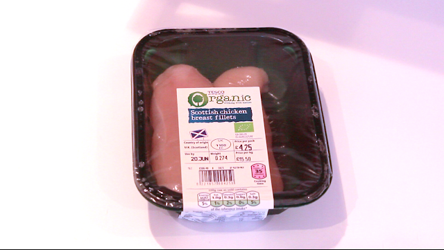 chicken breast fillets tesco