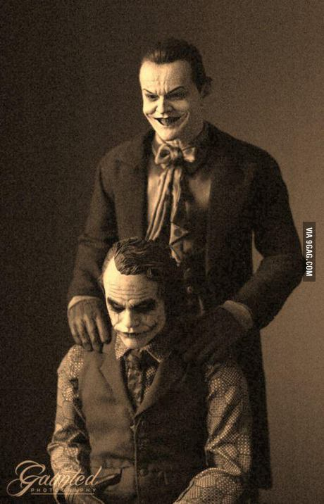 jokers father