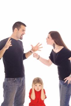 essay on divorce effects on children