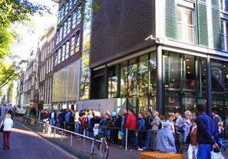 Anne Frank's House amsterdam