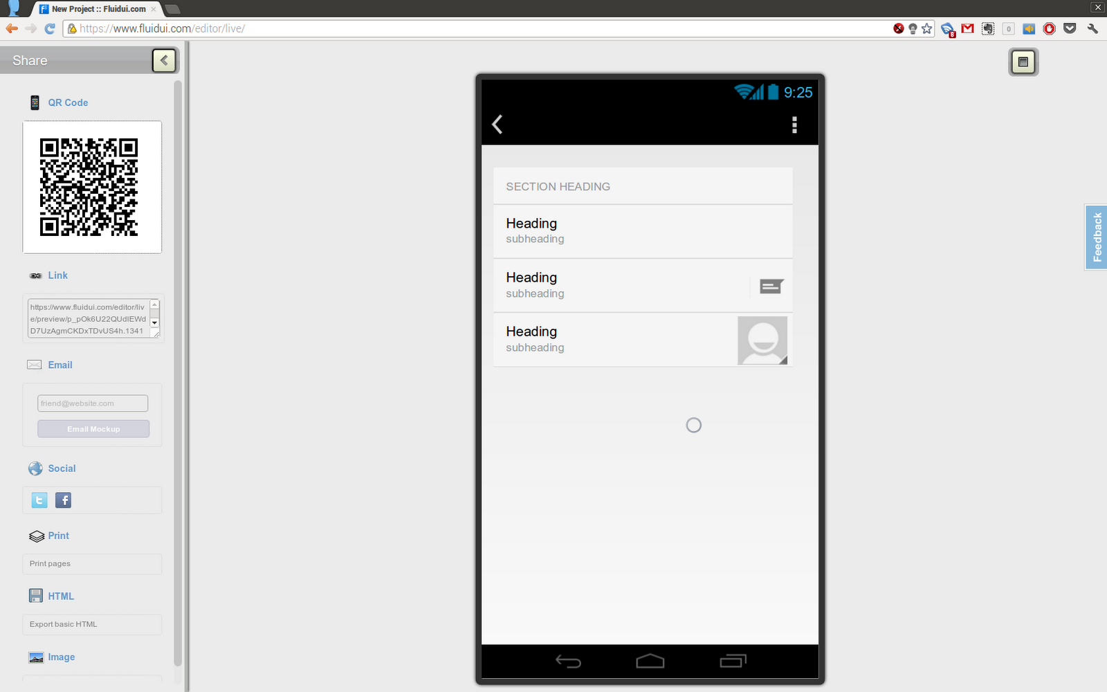 Android UI Patterns: Fluid UI - Wireframing for Android