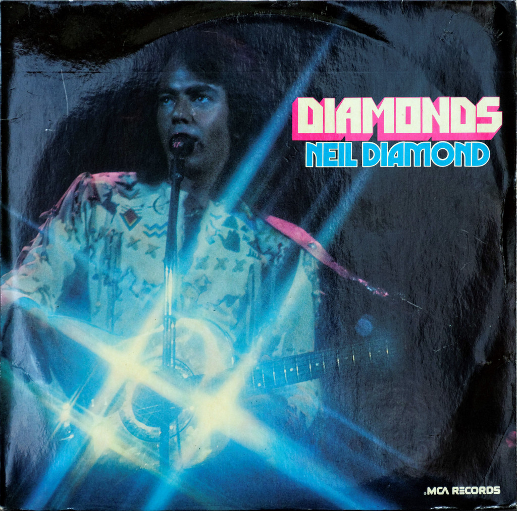 Album Diamond: - Vinyl Philosophy -: Vinyl Feature: Neil Diamond