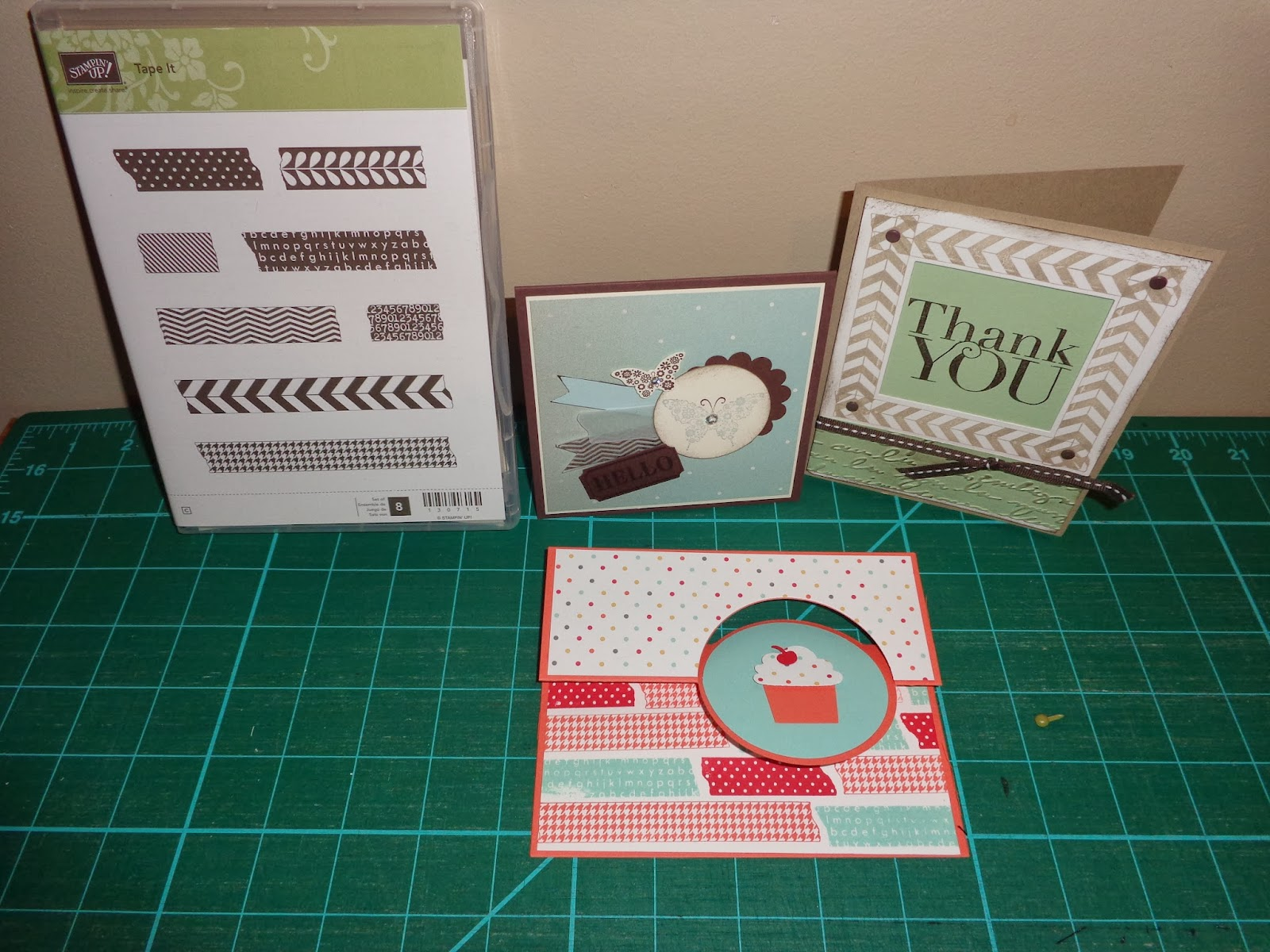 Red eye crafts september stamp of the month club for Craft of the month club