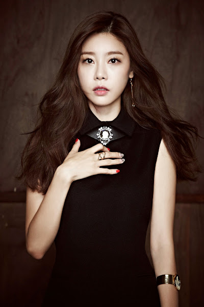 Sojin I Miss You Concept 2014